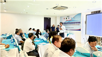 Aquaculture Center of Excellence (NTU) organized a short training course on shrimp farming